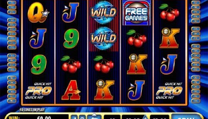 Mengelola Kemenangan Pada Game Mesin Slot Online